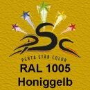 Lederfarbspray Honiggelb 150 ml RAL 1005