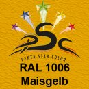 Lederfarbspray Maisgelb 150 ml RAL 1006