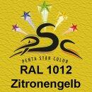 Lederfarbspray Zitronengelb 150 ml RAL 1012