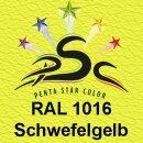 Lederfarbspray Schwefelgelb 150 ml RAL 1016