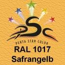 Lederfarbspray Safrangelb 150 ml RAL 1017