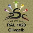 Lederfarbspray Olivgelb 150 ml RAL 1020