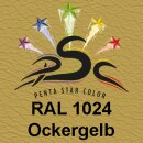 Lederfarbspray Ockergelb150 ml RAL 1024