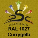 Lederfarbspray Currygelb150 ml RAL 1027