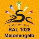 Lederfarbspray Melonengelb 150 ml RAL 1028