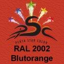 Lederfarbspray Blutorange 150 ml RAL 2002