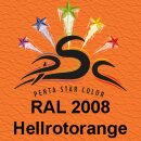 Lederfarbspray Hellrotorange 150 ml RAL 2008