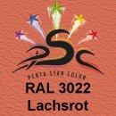 Lederfarbspray Lachsrot 150 ml RAL 3022