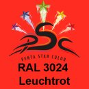 Lederfarbspray Leuchtrot 150 ml RAL 3024
