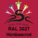 Lederfarbspray Himbeerrot 150 ml RAL 3027