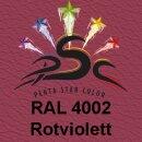 Lederfarbspray Rotviolett 150 ml RAL 4002