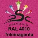 Lederfarbspray Telemagenta 150 ml RAL 4010