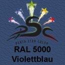 Lederfarbspray Violettblau 150 ml RAL 5000