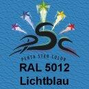 Lederfarbspray Lichtblau 150 ml RAL 5012