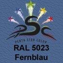 Lederfarbspray Fernblau 150 ml RAL 5023