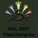 Lederfarbspray Flaschengrün 150 ml RAL 6007