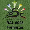 Lederfarbspray Farngrün 150 ml RAL 6025