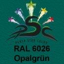 Lederfarbspray Opalgrün 150 ml RAL 6026