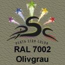Lederfarbspray Olivgrau 150 ml RAL 7002