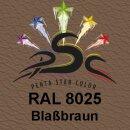 Lederfarbspray Blassbraun 150 ml RAL 8025