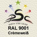 Lederfarbspray Cremeweiß 150 ml RAL 9001