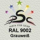 Lederfarbspray Grauweiß 150 ml RAL 9002