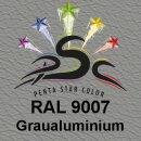 Lederfarbspray Graualuminium 150 ml RAL 9007