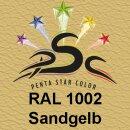 Lederfarbspray Sandgelb 400 ml RAL 1002