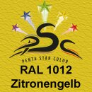 Lederfarbspray Zitronengelb 400 ml RAL 1012
