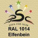Lederfarbspray Elfenbein 400 ml RAL 1014