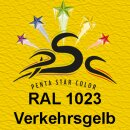 Lederfarbspray Verkehrsgelb 400 ml RAL 1023