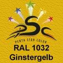 Lederfarbspray Ginstergelb 400 ml RAL 1032