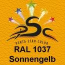 Lederfarbspray Sonnengelb 400 ml RAL 1037