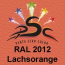 Lederfarbspray Lachsorange 400 ml RAL 2012