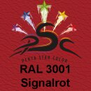 Lederfarbspray Signalrot 400 ml RAL 3001