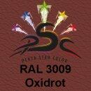 Lederfarbspray Oxidrot 400 ml RAL 3009