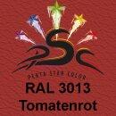 Lederfarbspray Tomatenrot 400 ml RAL 3013