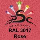 Lederfarbspray Rose 400 ml RAL 3017