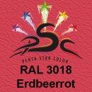 Lederfarbspray Erdbeerrot 400 ml RAL 3018