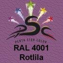 Lederfarbspray Rotlila 400 ml RAL 4001