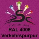 Lederfarbspray Verkehrspurpur 400 ml RAL 4006