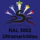 Lederfarbspray Ultramarinblau 400 ml RAL 5002