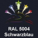 Lederfarbspray Schwarzblau 400 ml RAL 5004