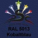 Lederfarbspray Kobaltblau 400 ml RAL 5013