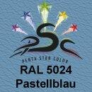 Lederfarbspray Pastellblau 400 ml RAL 5024
