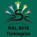 Lederfarbspray Türkisgrün 400 ml RAL 6016