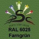 Lederfarbspray Farngrün 400 ml RAL 6025