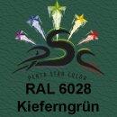 Lederfarbspray Kieferngrün 400 ml RAL 6028