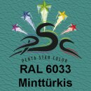 Lederfarbspray Minttürkis 400 ml RAL 6033