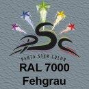 Lederfarbspray Fehgrau 400 ml RAL 7000
